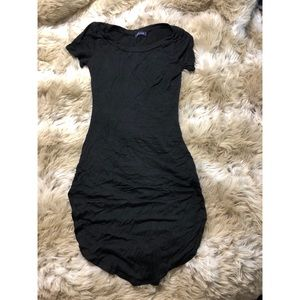 Dresses & Skirts - Black short sleeve T-shirt dress